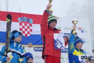 Tomo Valjak iz Zlatara prvak Hrvatske u veleslalomu