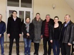 Osnovan ogranak Gradske organizacije i u Benkovu