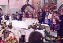 Blagoslov jabuka i grla te kulturno – umjetnički program u Krušljevu Selu