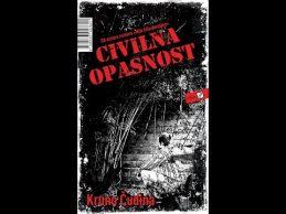 """Predstavljanje romana Krune Čudine """"Civilna opasnost"""""""
