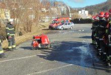 Vatrogasci iz Krapinskih Toplica i Petrovskog osposobljeni za strojare