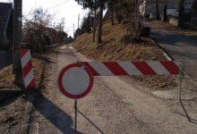 Započela sanacija lokalne ceste ispod Župne crkve na Vinagori