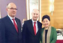 Zagorci na oproštajnom prijemu kineske veleposlanice u Hrvatskoj