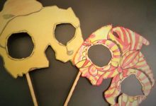Saznajte sve o najstarijim maskama i izradite vlastitu