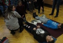 Na ovogodišnjoj 11. Zimskoj školi sudjelovalo 140 učenika te 50 volontera i voditelja