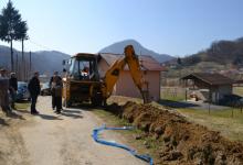 Na području općine Đurmanec, gradi se vodoopskrbni sustav za naselja Ravninsko i Zagorska Koprivnica