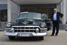 Titov Cadillac Eldorado stigao u Krapinu