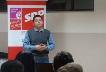 Filip Majerić novi je predsjednik tuheljskog Foruma mladih SDP-a