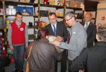U sklopu projekta vrijednog 8,3 milijuna kuna, podijeljeni prvi paketi za korisnike Centra za socijalnu skrb Krapina