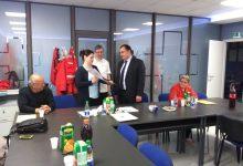Krapinski gradonačelnik Zoran Gregurović postao počasni član GDCK-a Krapina