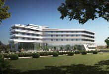 Markirana parcela za gradnju novog hotela sa 180 kreveta i kongresnim centrom za 450 osoba