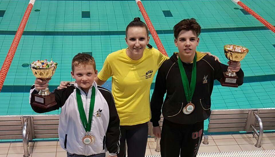 Osvojili tri pehara i devet medalja te oborili dva rekorda mitinga