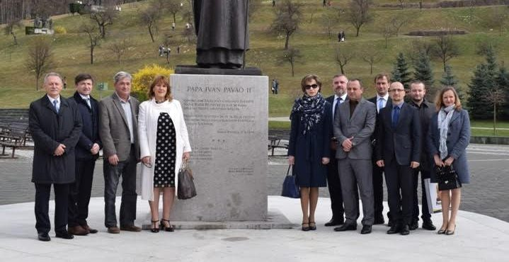 Delegacija grada Piekary Śląskie posjetila Mariju Bistricu