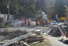 Završetak mosta kod Kotke oko 1. svibnja, počinje sanacija mosta kod sv. Ivana, a kod Željezničkog kolodvora uskoro gradnja kružnog toka