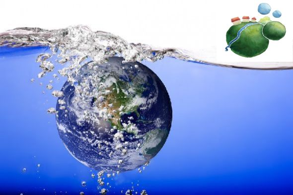 """Sloganom """"Voda i sigurnost hrane"""", nastoji se skrenuti pozornost na problem nedostatka pitke vode te glad u svijetu"""