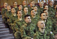 Svi muškarci moraju se javiti radi uvođenja u vojnu evidenciju