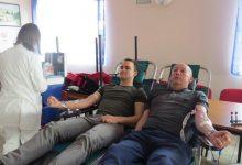Krv dalo 87 dobrovoljnih darivatelja, od toga 13 prvi put