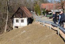 Završeni radovi na sanaciji klizišta na cesti Šobaki – Peleski
