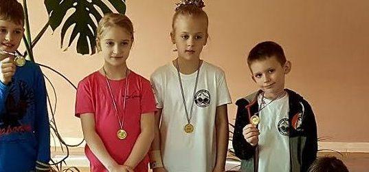 Lana Gršić osvojila prvo mjesto na turniru u Ogulinu