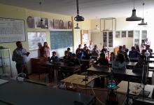 Sudjelovalo je 25 učenika, koji su upoznavali geološku prošlost zemlje te geološku raznolikost Zagorja