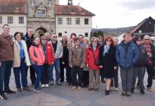 Skupina planinara, njih 272, pješačili od crkve Marije Snježne do Svetišta Majke Božje Bistričke