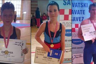 Lovro Brezovečki prvak Hrvatske u savate boksu, Kranjecu i Binguli drugo mjesto