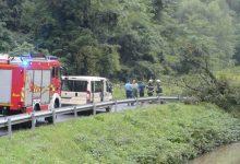 Zbog jakog vjetra, četiri požara i dva uklanjanja stabla s ceste