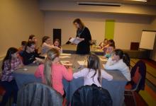 Za kraj održane dvije radionice za djecu, te predavanja u Zaboku i Mariji Bistrici