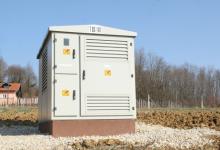 Izgradnjom je povećan napon električne energije i otklonjene su poteškoće u napajanju kućanskih aparata