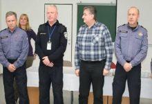 Načelnik Bukvić uručio Pohvale policajcima za dugogodišnji profesionalni rad i uzorno ponašanje u službi