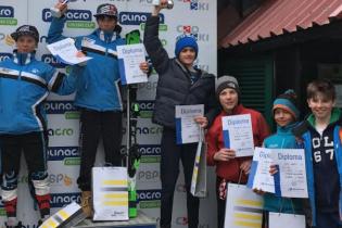 William Petanjko iz Pregrade osvojio naslov prvaka Hrvatske na Plinacro CroSki kupu