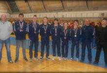 Pet titula prvaka Hrvatske stiglo u Bedekovčinu