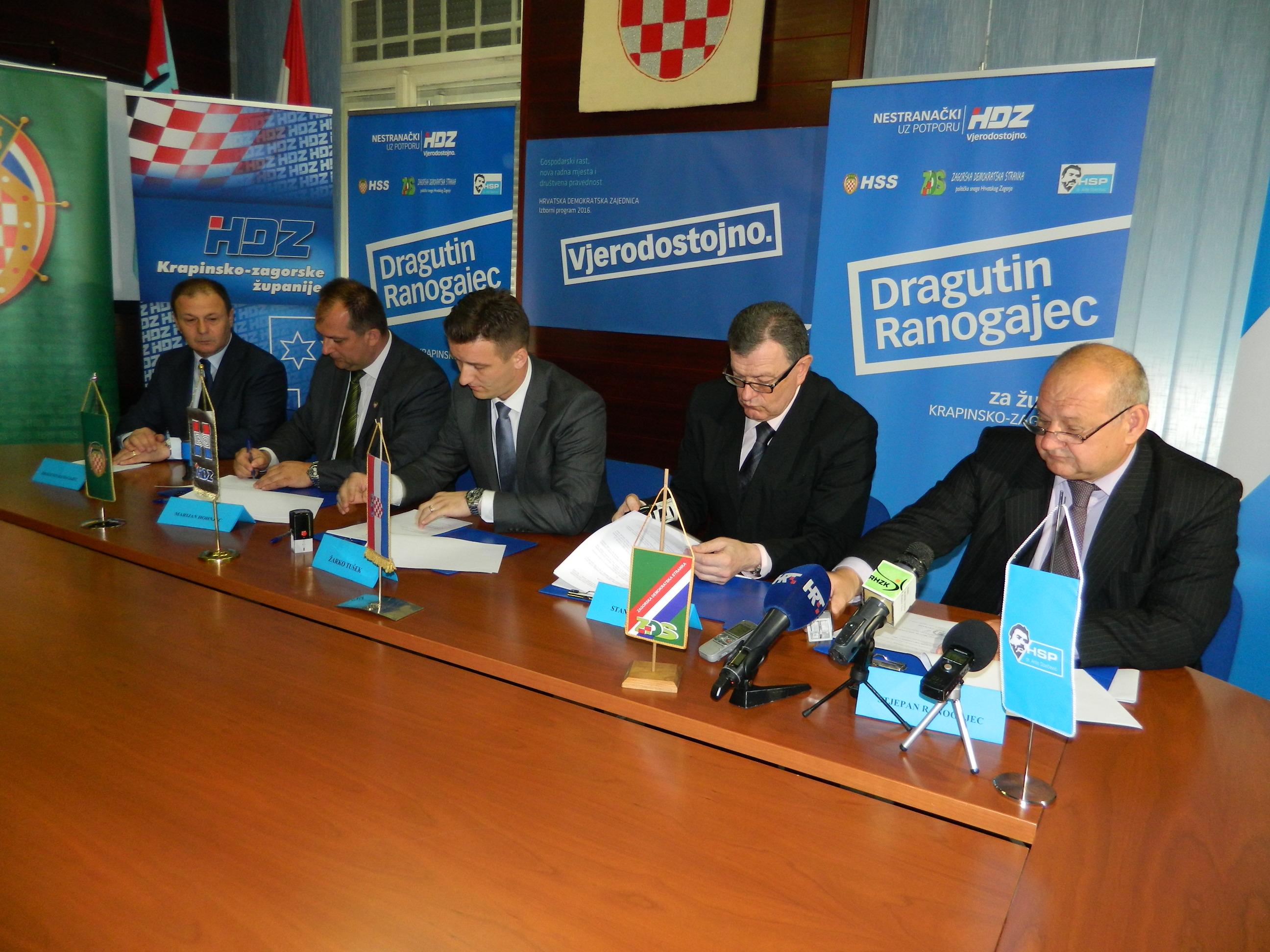 Tušek: S ovom županijskom vlasti zaostajemo za svim susjedima, želimo Zagorje pretvoriti u najmoderniju regiju