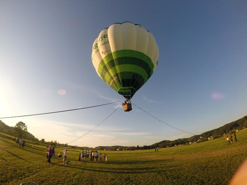 U obaranju Guinnessova rekorda sudjelovao jedan hrvatski balon – i to baš zagorski