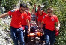 Uspinjući se na Strahinjščicu, pala i slomila nogu, morale intervenirati hitna i Gorska služba spašavanja
