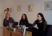 Autorica predstavila i dva romana te najavila treći, koji će izaći ove godine