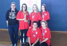 U kategoriji mladeži, prvo mjesto osvojila ekipa Srednje škole Krapina, koja će se natjecati na Državnom natjecanju mladih Hrvatskog CK-a u Sisku