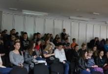 Maturanti saznali sve o perspektivama zapošljavanja, o zanimanjima za kojima raste potražnja  te o studiranju na Veleučilištu u Krapini
