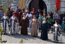 """Konjščinska udruga """"Kontea"""" sudjelovala u povijesnom spektaklu na Trsatu"""