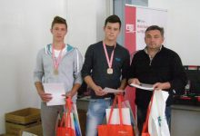 Tihomir Bobinec i Mario Koprivnjak treći na državnom natjecanju plinoinstalatera