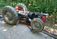 Ostao prikliješten ispod traktora i zadobio teške tjelesne ozljede