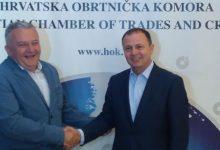 Predsjednik HOK-a Dragutin Ranogajec prenio ovlasti na potpredsjednika Davora Pleška