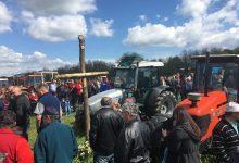 Na blagoslovu traktora ove godine 221 traktorist, a podijeljeno 400-tinjak naljepnica