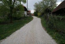 Sanirane ceste u Dubovcu i Gusakovcu