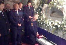 Vatrogasci čuvali Isusov grob i pripremajući se za slavu Uskrsa molili za sve preminule i poginule kolege