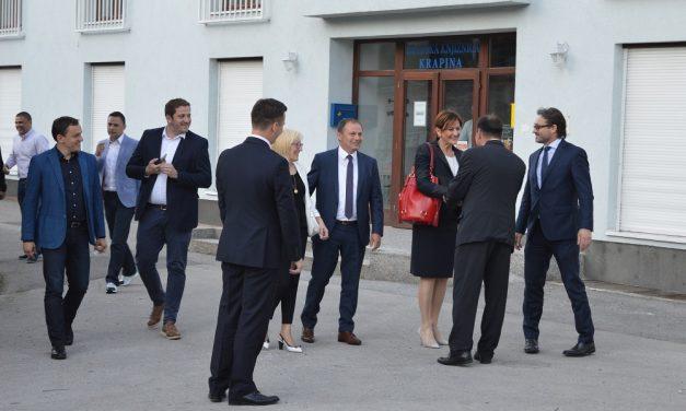 Martina Dalić: Dragec zna kako Hrvatsko zagorje otvoriti investicijama i staviti ga tamo gdje pripada – na sam vrh