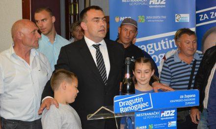 Z. Gregurović: U sljedeće četiri godine mora postojati samo jedna stranka, a to je Krapina