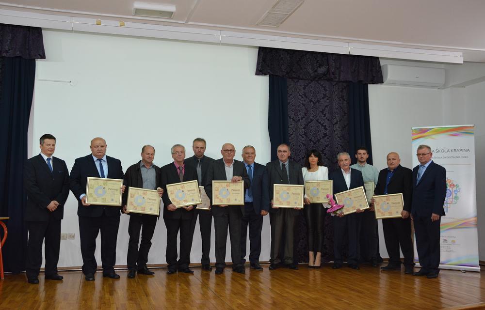 Dodijeljena priznanja i potpisana Povelja prijateljstva s Udruženjem obrtnika iz Poreča