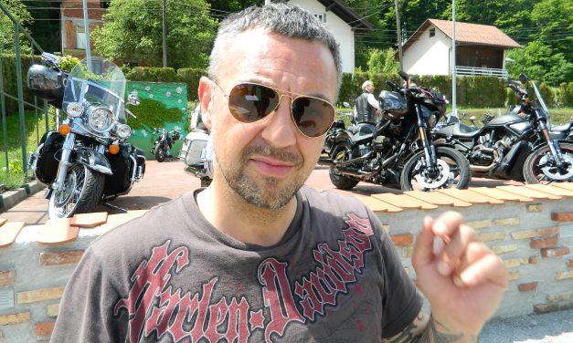 Oko 150 bikera na Harley – Davidsonima danas se provozalo Zagorjem
