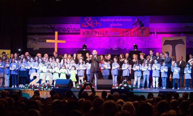 Festival duhovne glazbe KRAPINAfest okupit će 20 izvođača iz Hrvatske i inozemstva